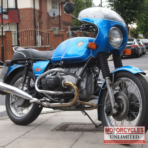 1975 bmw r90 6 classic bmw for sale motorcycles unlimited. Black Bedroom Furniture Sets. Home Design Ideas