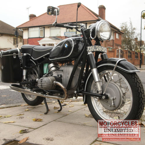 1965 BMW R60/2 Classic BMW For Sale