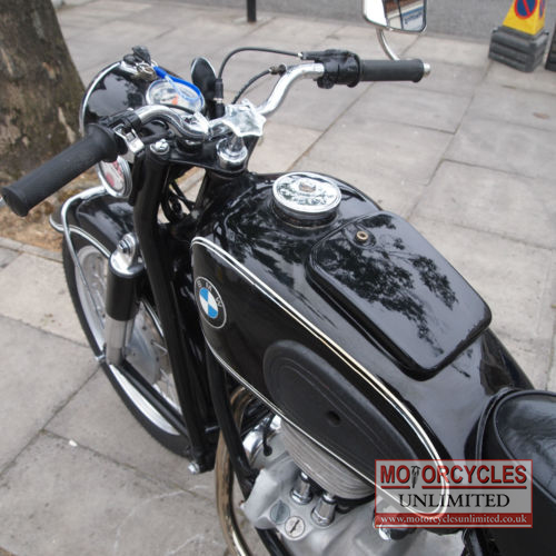 1957 Classic BMW R26 For Sale