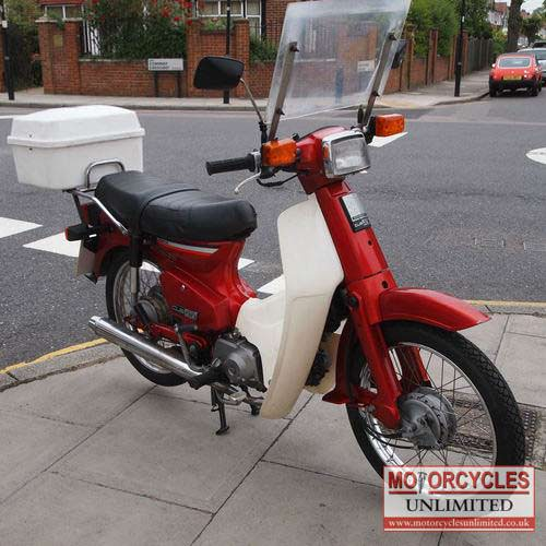 Honda C90 Rack For Sale