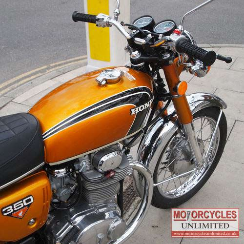 1973 HONDA CB350 K4 For Sale