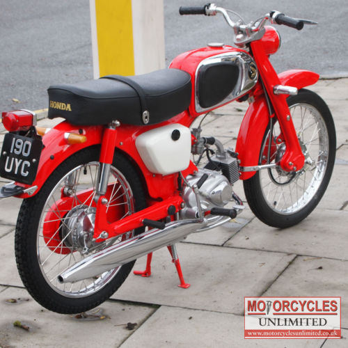 1963 honda c114 sport cub japanese vintage bike for sale. Black Bedroom Furniture Sets. Home Design Ideas