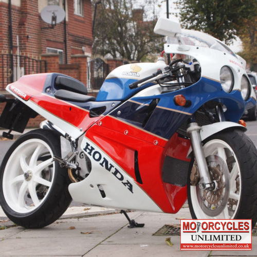1989 Honda VFR750R-K RC30 Classic Sportsbike For Sale