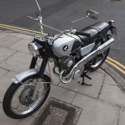 Sports Bikes For Sale >> 1966 Honda CL160 Vintage Honda for Sale | Motorcycles Unlimited