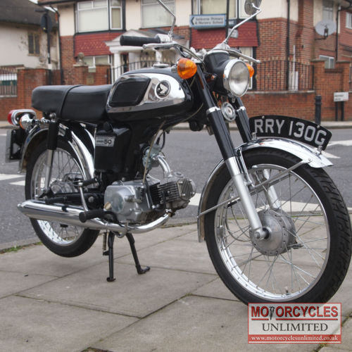 1969 honda ss50 classic honda for sale motorcycles unlimited. Black Bedroom Furniture Sets. Home Design Ideas