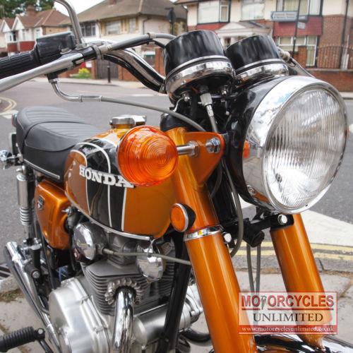 1971 Honda CB250 K3 For Sale
