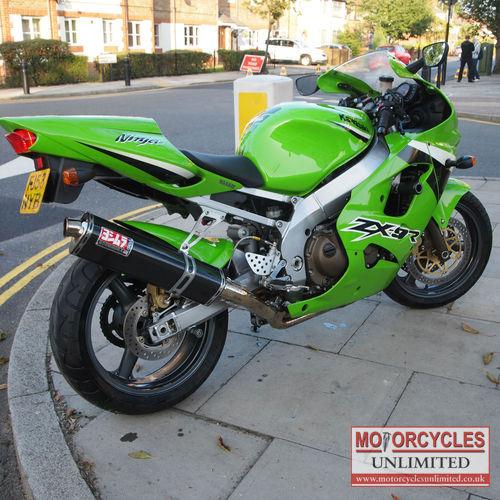 2004 Kawasaki Zx 900 F2p For Sale