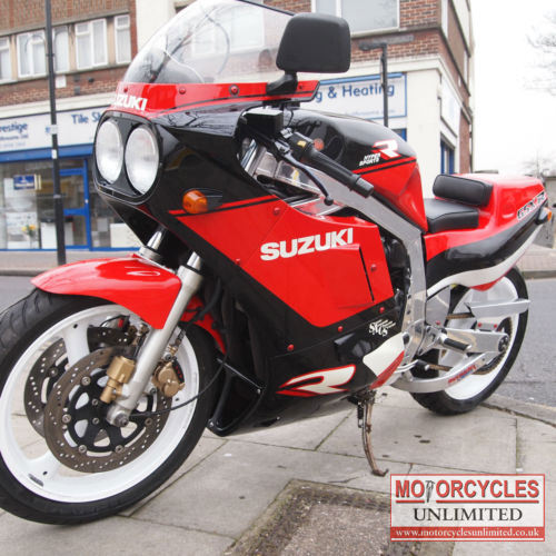 classic suzuki gsxr1100 j for sale motorcycles unlimited. Black Bedroom Furniture Sets. Home Design Ideas