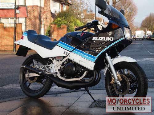 Suzuki Rg250 Gamma For Sale 1984 Suzuki Rg250 Gamma Rgv