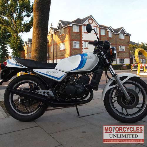 Yamaha Motorcycles Rd Craigslist