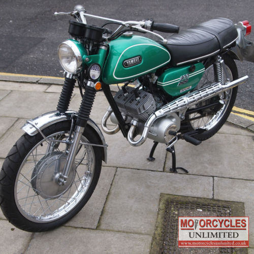 Vintage Yamaha For Sale 85