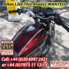 YAMAHA RD350 Classic Motorcycle Wanted