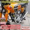 HONDA CB350 K4 Classic Hondas Wanted