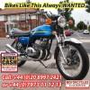 Classic Kawasaki S2 350 Wanted