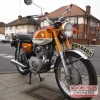 1971 Honda CB175 K4 Vintage Japanese Bike for Sale – £2,989.00