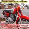 Honda CD175 Vintage Classic Hondas Wanted