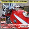 Classic Italian Motorcycles Wanted – £££INSTANT CASH WAITING