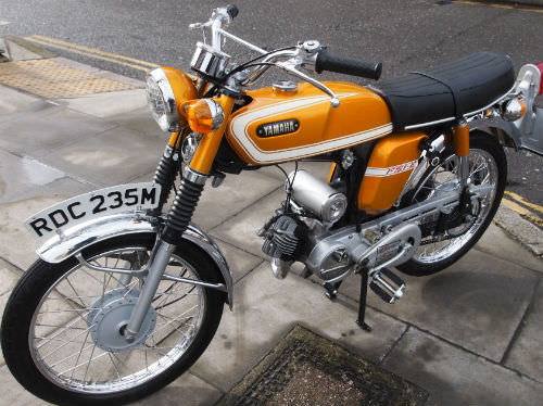 Vintage Yamaha For Sale 21