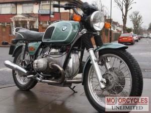 1978 Bmw R80