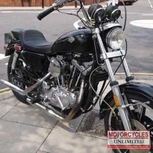 1980 Harley Davidson XLS XLH XLCH 1000 for sale