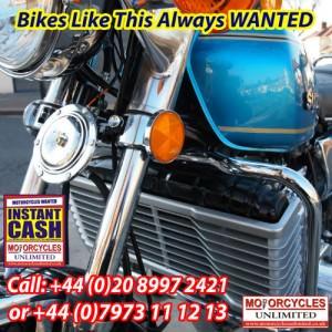 Suzuki GT750A Wanted