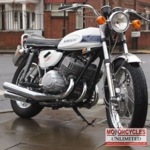 1969 KAWASAKI H1 500 Classic Kawasaki Triple for Sale