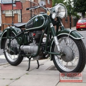 1960 bmw r26 250cc classic bmw for sale motorcycles unlimited. Black Bedroom Furniture Sets. Home Design Ideas