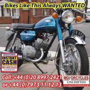 Yamaha Classic Motorcycles Wanted