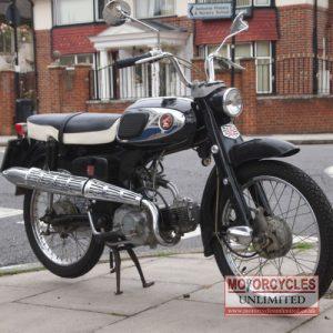 1966 Honda S65 Rare Classic Honda for Sale