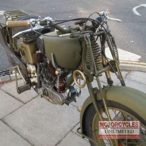 1937 norton16h for Sale