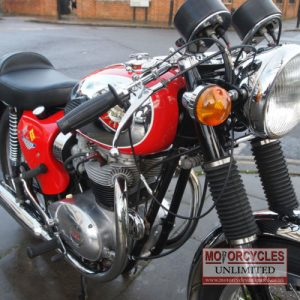 1967 BSA A65 Lightning Classic BSA for Sale