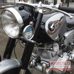 1963 Honda CB72 Classic Honda for Sale