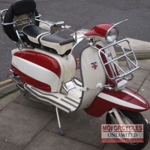 1964 Lambretta TV175 Series 3 for Sale