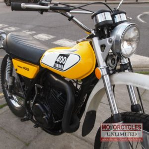 1975 Yamaha DT400 C Classic Enduro for Sale