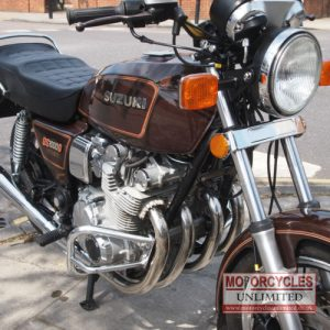 1981 Suzuki GS1000GX for Sale