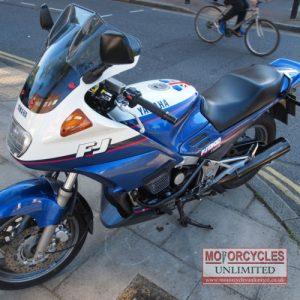 1992 Yamaha FJ1200 ABS for Sale