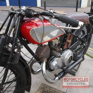 1930 TERROT 175cc LSO for Sale
