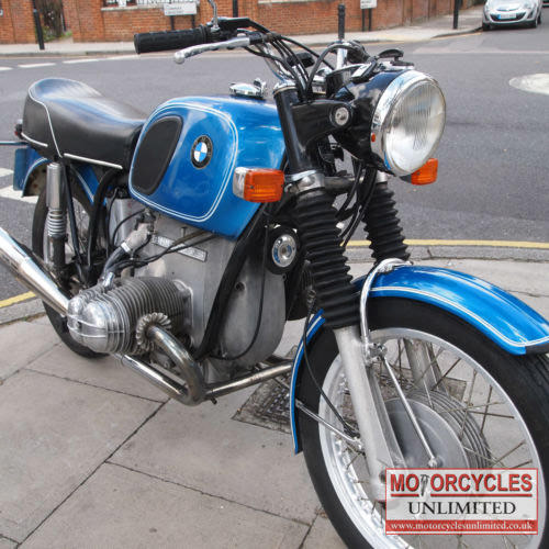 1973 bmw r60 5 classic bmw for sale motorcycles unlimited. Black Bedroom Furniture Sets. Home Design Ideas