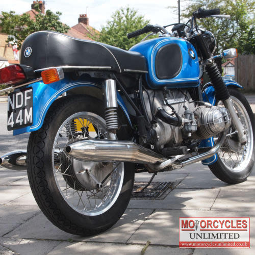 1973 bmw r60/5 classic bmw for sale   motorcycles unlimited