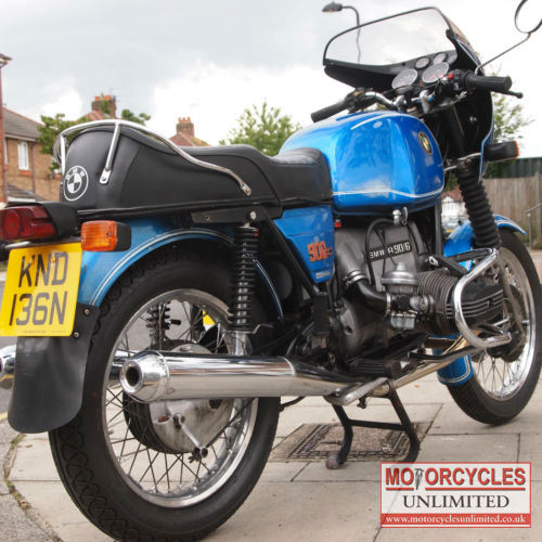 1975 BMW R90/6 Classic BMW For Sale