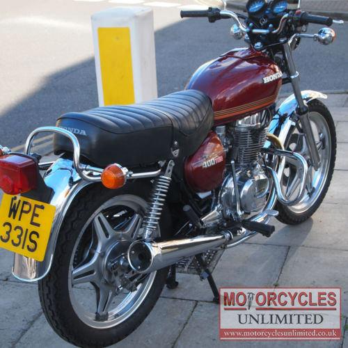 1978 honda cb400t dream  classic honda for sale motorcycles unlimited 1978 CB400T Kickstart 1978 cb400t shop manual