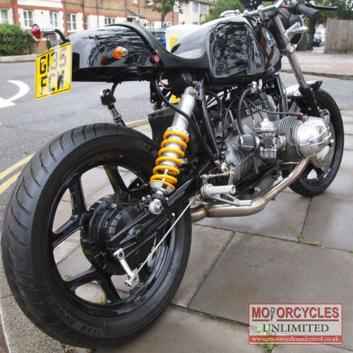 1990 bmw r80rt cafe racer for sale | motorcycles unlimited