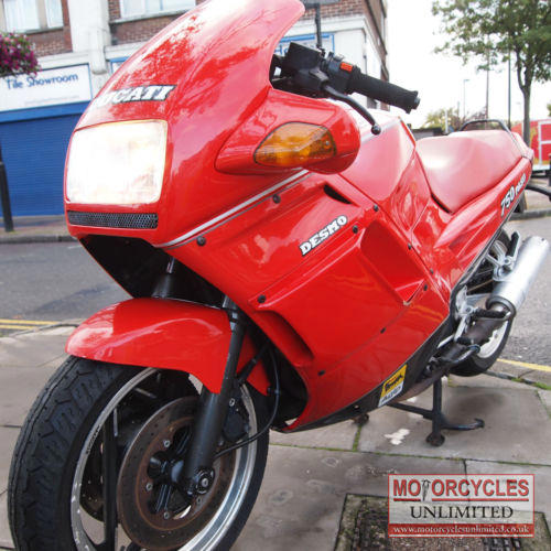 Ducati Paso  For Sale Uk