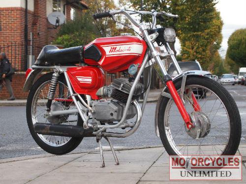 1974 Malaguti Gam 49cc Classic Moped 163 1 777 00