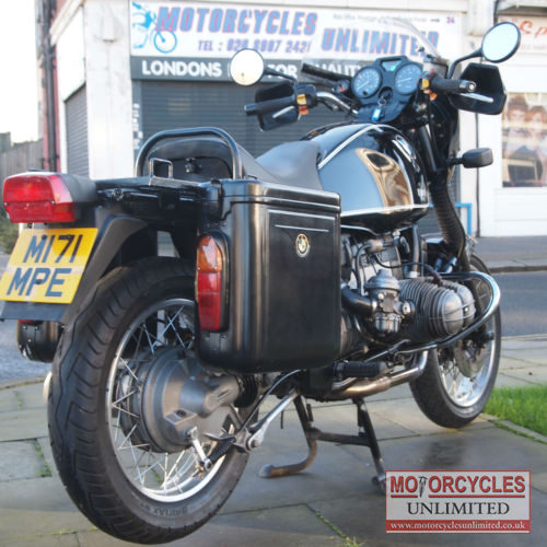 1995 bmw r100r classic twin for sale motorcycles unlimited. Black Bedroom Furniture Sets. Home Design Ideas