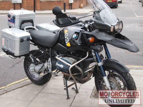 Bmw Gs Motorcycles For Sale Uk
