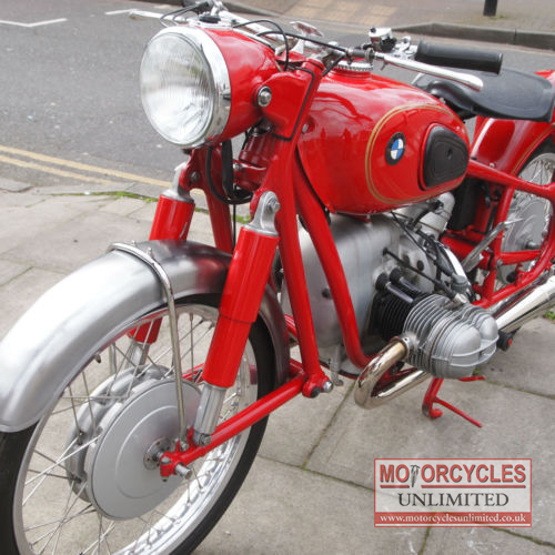 1958 BMW R50 Classic BMW For Sale