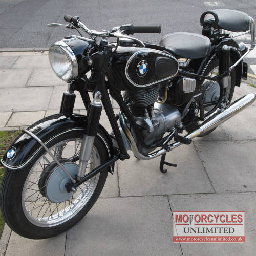 1958 bmw r26 classic bmw for sale motorcycles unlimited. Black Bedroom Furniture Sets. Home Design Ideas
