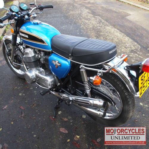 1977 honda cb750k6 classic honda for sale motorcycles. Black Bedroom Furniture Sets. Home Design Ideas