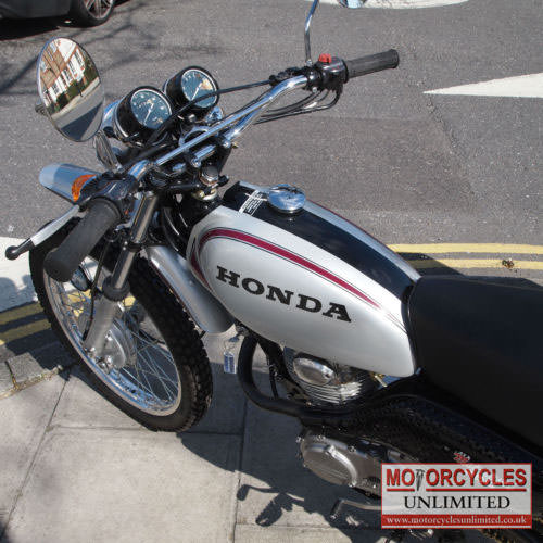 1972 honda xl250 motosport classic honda for sale. Black Bedroom Furniture Sets. Home Design Ideas